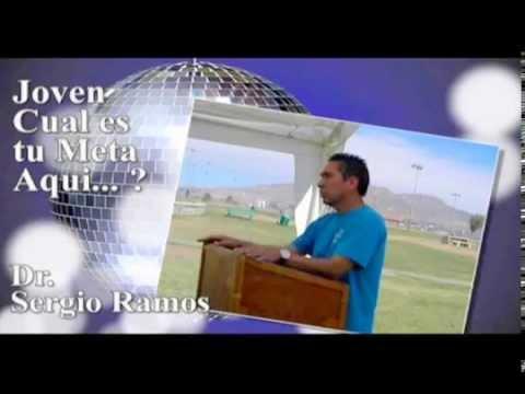 Dr. Ramos: JOVEN CUAL ES TU META AQUÍ - Predicaciones Cristianas Evangélicas - Predicas Juveniles -