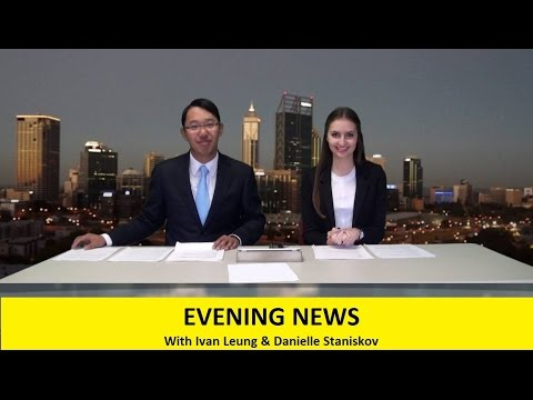 Evening News - [MH17 Tragedy + Bull Fighting]