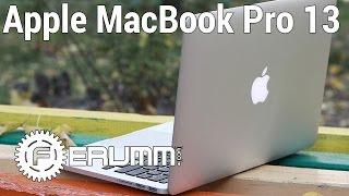 MacBook Pro 13 Retina полный обзор ноутбука. Все особенности Apple MacBook Pro 13 2014 от FERUMM.COM