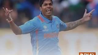 India vs West Indies: Umesh Yadav back in ODI squad, replaces injured Shardul Thakur - INDIATV