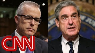 McCabe gave Mueller memos of Trump conversations - CNN
