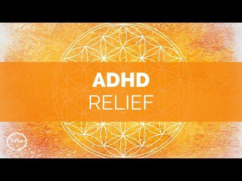 ADHD Relief - Super Mental Focus - 14 Hz Binaural Beats