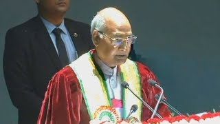 Daughters of India have brought laurels to the country, says President Kovind - TIMESOFINDIACHANNEL