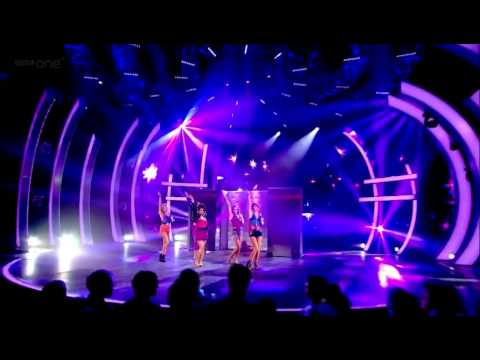 The Saturdays - Notorious (So You Think You Can Dance 2011)