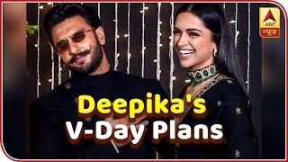 Deepika to celebrate V-Day watching 'Gully Boy' - ABPNEWSTV