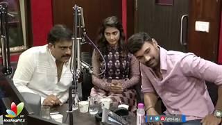 Saakshyam Panchaboothalu song launch | Bellamkonda Srinivas | Pooja Hegde | Sriwass - IGTELUGU