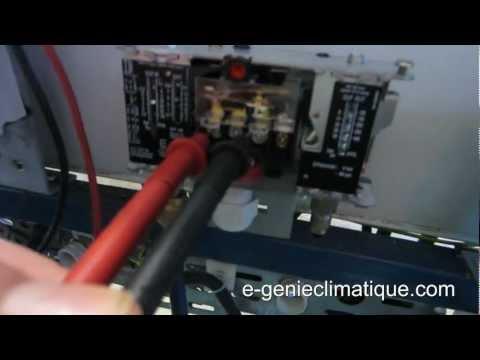 Froid59-Le pressostat mixte HBP à réarmement automatique-contrôle de son fonctionnement