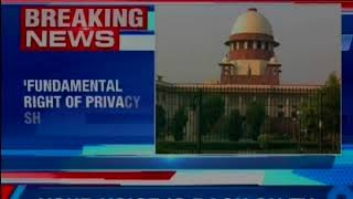 Aadhar Hearing in the Supreme Court: NewsX brings you the inside track of the hearing - NEWSXLIVE