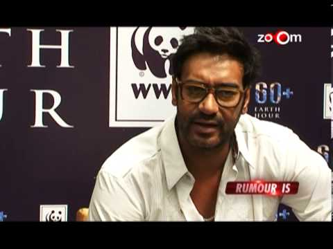 Ajay Devgn might work with Prabhudeva in his next