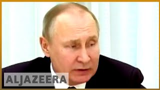 🇷🇺 Putin to West: No 'plans to accelerate an arms race' | Al Jazeera English - ALJAZEERAENGLISH