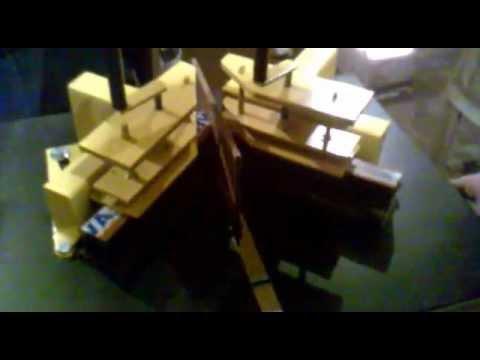 Masina de lipit pvc -YouTube