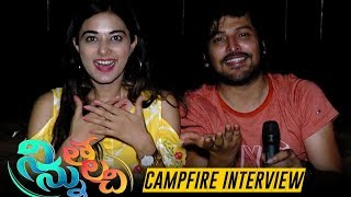 Ninnu Thalachi Movie Team Campfire Interview - TFPC