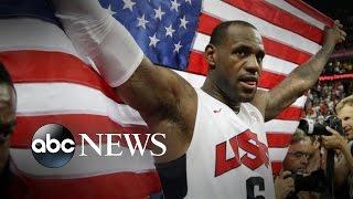 NBA Champion LeBron James to Skip 2016 Olympics - ABCNEWS
