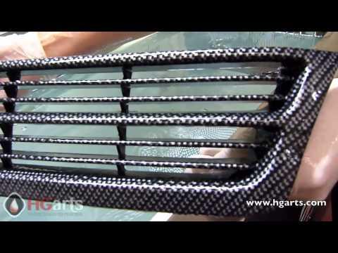 Water Transfer Printing - Hydrographics - Wassertransferdruck Automotive - Exterior (hgarts.com)
