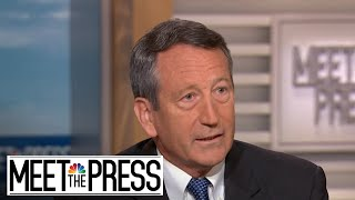 Sanford On Trump: 'No Seeming Consequence To The President And Lies' | Meet The Press | NBC News - NBCNEWS