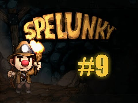 Northernlion Plays - Spelunky! [Episode 9]