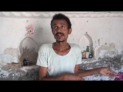 أسرة نازحة من الحديدة ..  مليشيات الحوثي تمنع المساعدات الإنسانية عمّن لايقاتل في صفوفها