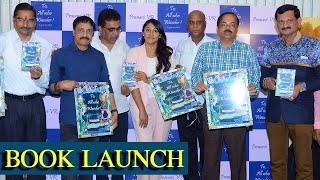 "Raj Kanukuri Launched ""To All Who Wander"" Book 