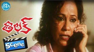 Tilak Movie Scenes - Seema Biswas Warns Milind Gunaji || Sarath Kumar || Nayantara - IDREAMMOVIES