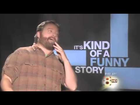 Gordon Keith's uncomfortable interview with Zach Galifianakis