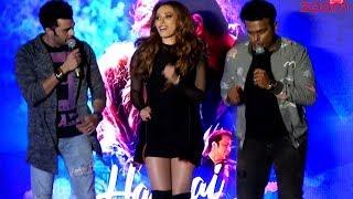 Iulia Vantur Becomes A Dance Teacher To Maniesh Paul | 'Harjai' Song Launch - ZOOMDEKHO