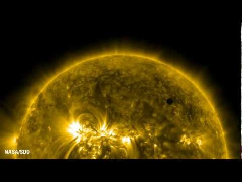 Venus Transit 2012 - Ultra-high Definition View (NASA/ESA)