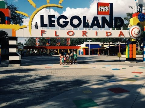 He's Been Waiting For Two Years - LEGOLAND!