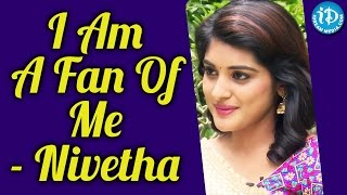 I Am A Fan Of Me - Nivetha || Gentleman Movie || Talking Movies With iDream - IDREAMMOVIES
