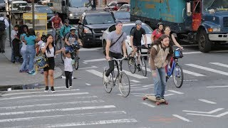 Attention, Cyclists: It's Fine for Non-Bikers to Use the Bike Lane - SLATESTER