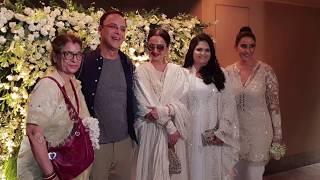 Manisha Koirala Cutting Birthday Cake With Celebrities | Manisha Koirala Birthday Celebrations - RAJSHRITELUGU