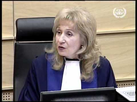 Ruto, Kosgey & Sang case: Initial appearance, 7 April 2011