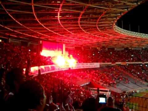 Indonesia Raya di Senayan (Indonesia vs Thailand AFF Suzuki Cup 2010)