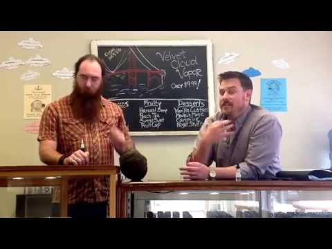 Jeremy and Dane do a quick review of Vapor Chef and give away a Asheville Vapor prize pack.