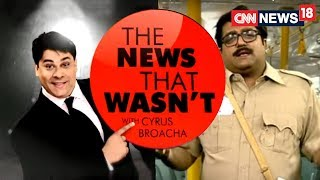 BEST Strike In Mumbai, Abhi Bus Ho Gaya!! | The News That Wasn't With Cyrus Broacha - IBNLIVE