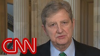 Sen. Kennedy compares Putin to a shark - CNN