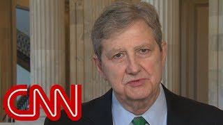 Sen. Kennedy compares Putin to a shark - CNN