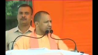 UP's CM Yogi calls Rahul Gandhi 'Italy ka Saudagar', sparks fresh row - TIMESOFINDIACHANNEL