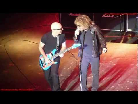 Chickenfoot - Lighten Up - Live at Brixton Academy London England 14 January 2012