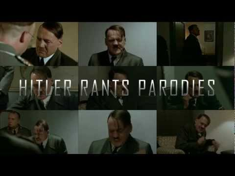 Hitler Rants Parodies (Unterganger Hall of Fame)