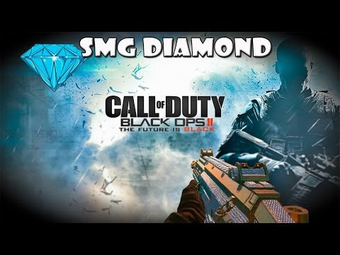 Sub Machine Guns Diamond !!! COD BO2