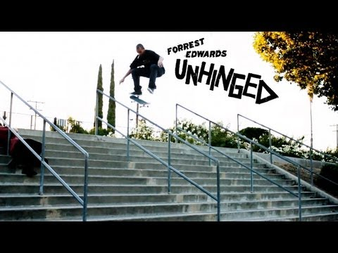 Forrest Edwards: Unhinged