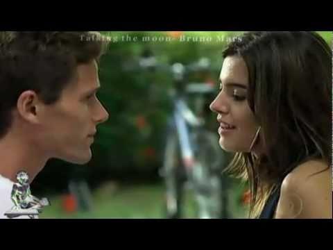 Trilha int. de Insensato coração- Tema de Rafael e Cecilia-Talking to the moon - Bruno Mars