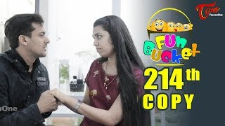 Fun Bucket | 214th Episode | Funny Videos | Telugu Comedy Web Series | Harsha Annavarapu | TeluguOne - TELUGUONE