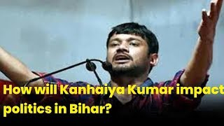Kanhaiya Kumar to contest from Begusarai on CPI's Ticket, What will be the impact in Bihar Election? - NEWSXLIVE