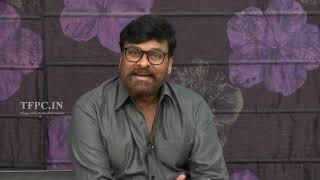 Mega Star Chiranjeevi Byte About Lawrence | TFPC - TFPC