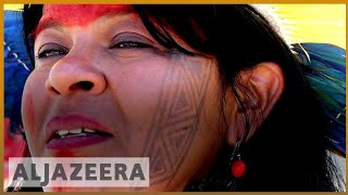🇧🇷 Brazil's first female indigenous vice presidential candidate | Al Jazeera English - ALJAZEERAENGLISH