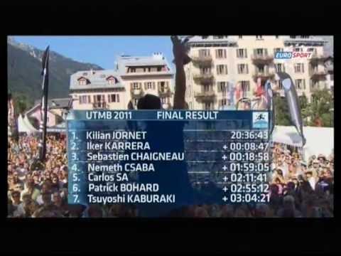 Eurosport - The North Face UTMB - Ultra Trail Mont Blanc 2011 (2/2)