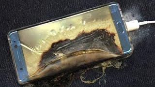 Note 7 в огне: Samsung отзывает флагман Galaxy