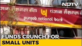 PNB Scam Fallout: Small Businesses Choke - NDTV