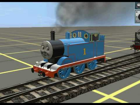 Thomas Sodor Tales Short Duck Crash Vidoemo Emotional Video
